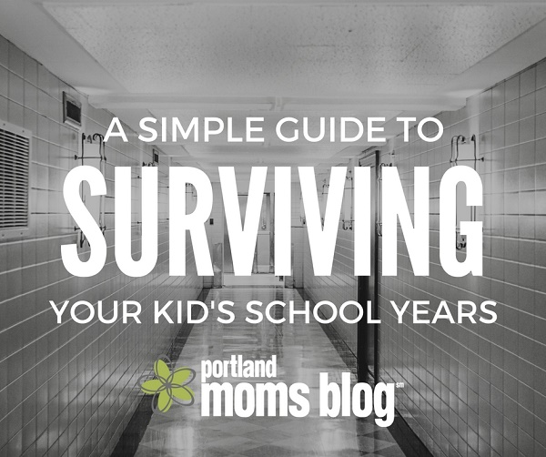 A simple guide to surviving your kids school years