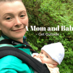 A Mom and a Baby Get Outside: Tryon Creek