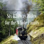 6 Railway Rides the Whole Family Will Enjoy