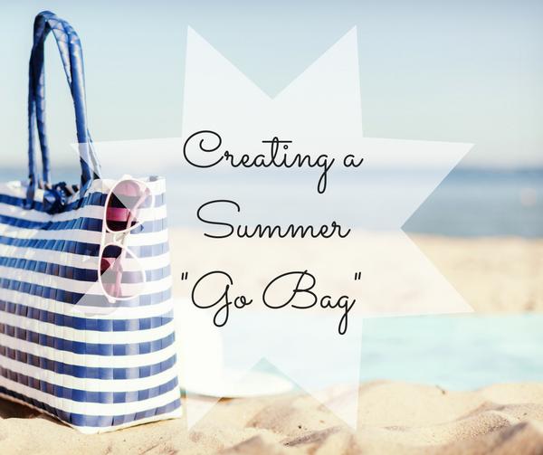 Summer Go Bag