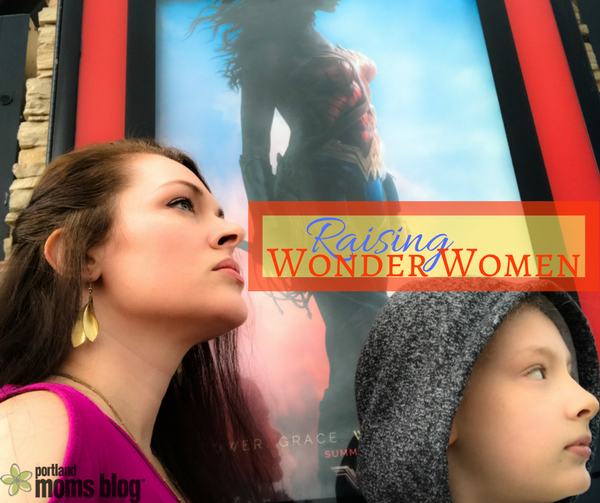 Raising Wonder Women