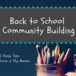 Back To School Community Building