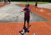 Holladay Park Splash Pad
