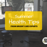Summer Health Tips from Urgent Care Experts
