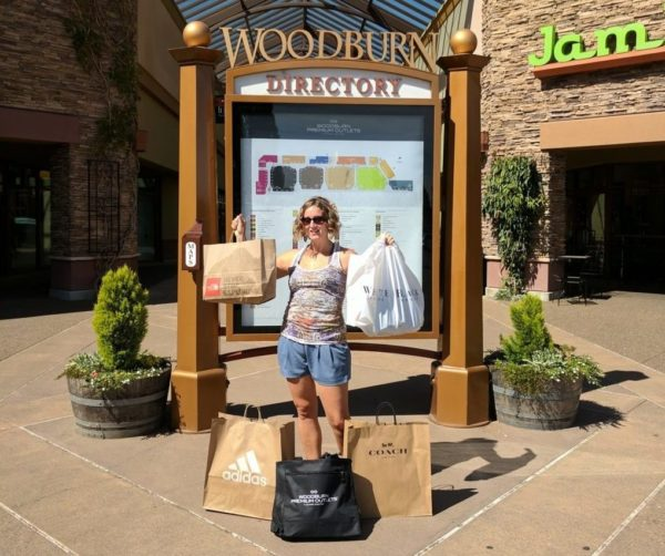 Woodburn Premium Outlets Fall Benefit Shopping Event