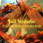 Fall Wreaths You Can Make With the Kids