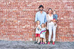 Sam Jennings and Family