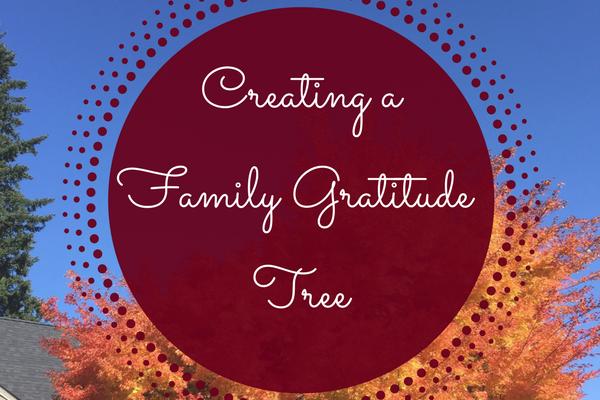 fall Gratitude Tree