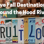 Five Fall Destinations Around the Hood River Fruit Loop