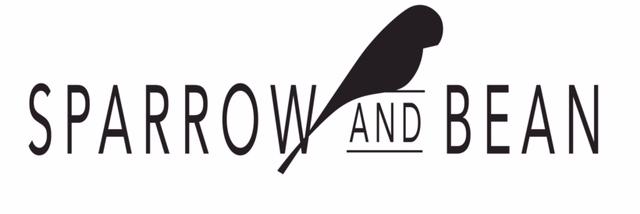 Sparrow and Bean Logo