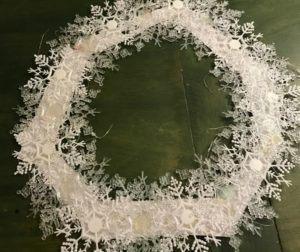 four winter wreaths to make with your kids