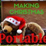 Making Christmas Portable