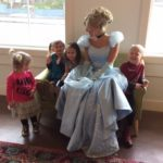 Dancing with a Star: A Visit with Cinderella