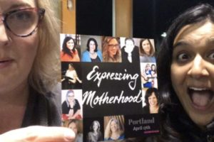 Expressing Motherhood April 17, 2018