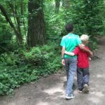 Pacific Crest Children's Urgent Care Hits the Trails {Sponsored}