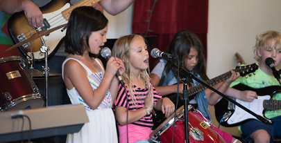 Ethos music camp local activities
