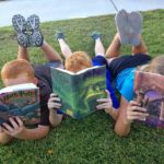 Why I Still Love to Read to My BIG Kids