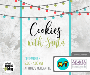 Cookies with Santa FB