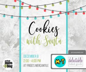 Cookies with Santa FB