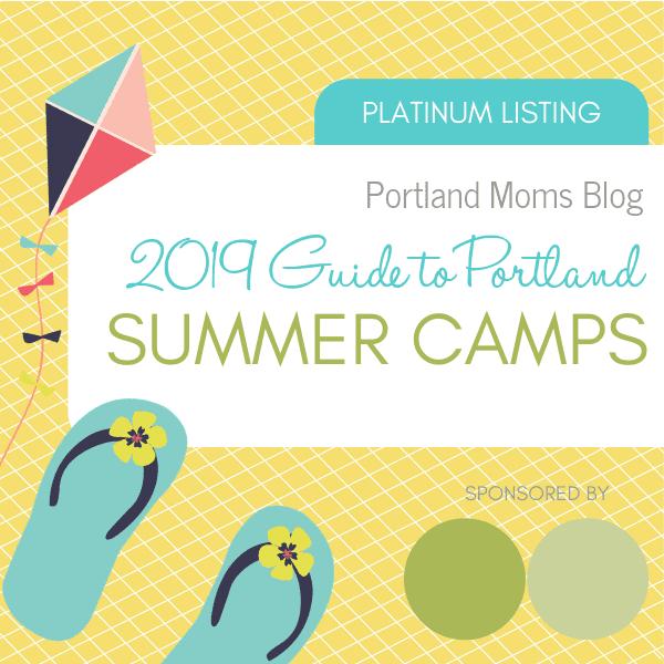 Platinum Listing - 2019 Summer Camp Guide