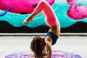 Yoga with tweens