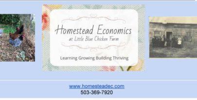 Homestead Economics