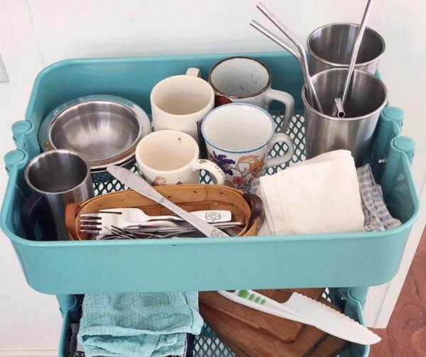 Sustainable kitchen
