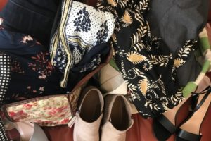 Shoes and clothes - Seven Styling