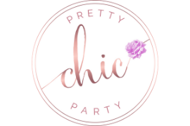 Logo for Pretty Chic Birthday Party