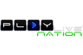 Logo for PLAYlive Nation Vancouver Birthday Party