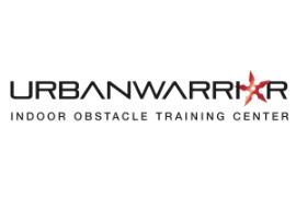 Logo for UrbanWarrior Birthday Party