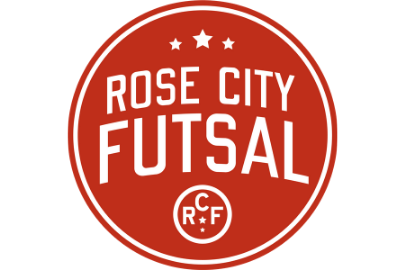 Logo for Rose City Futsal Birthday Party