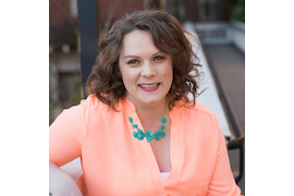 Photo of Dr. Angela Potter for the Portland Mom & Baby Guide