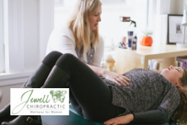 Image of Chiropractor at Jewell Chiropractic for Portland Mom & Baby Guide
