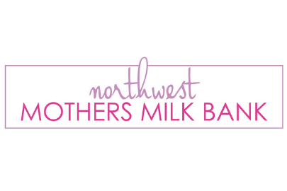 Northwest Mothers Milk Bank logo for Portland Mom & Baby Guide