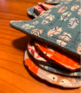 Cloth Pads - Zero Waste Period