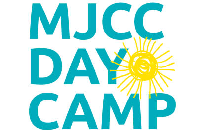 Logo of a sunshine for MJCC Summer Day Camp