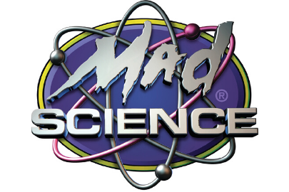 Logo for Mad Science Camp