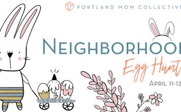 Neighborhood Egg Hunt
