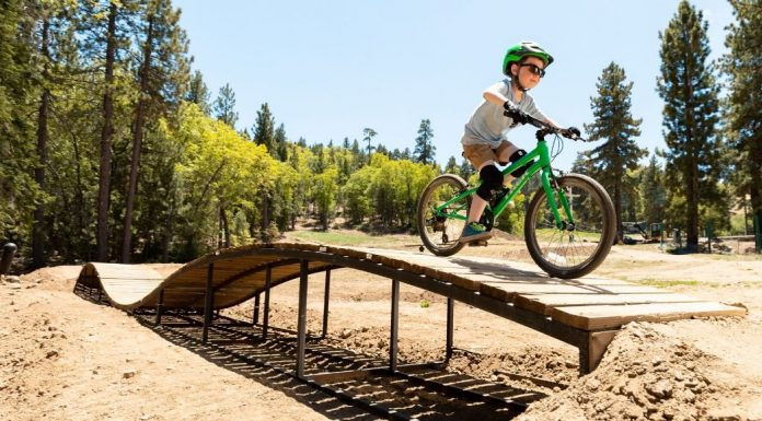 Tips for Mountain Biking with Kids