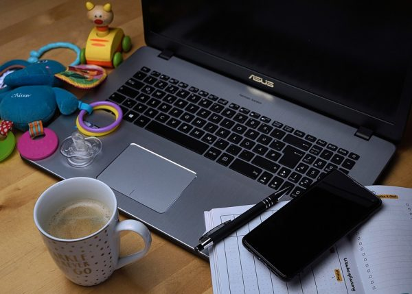 work from home juggle plan for distance learning