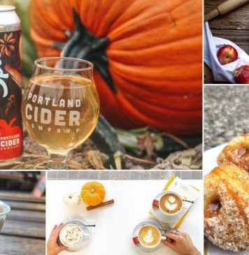Fall Food Around Portland