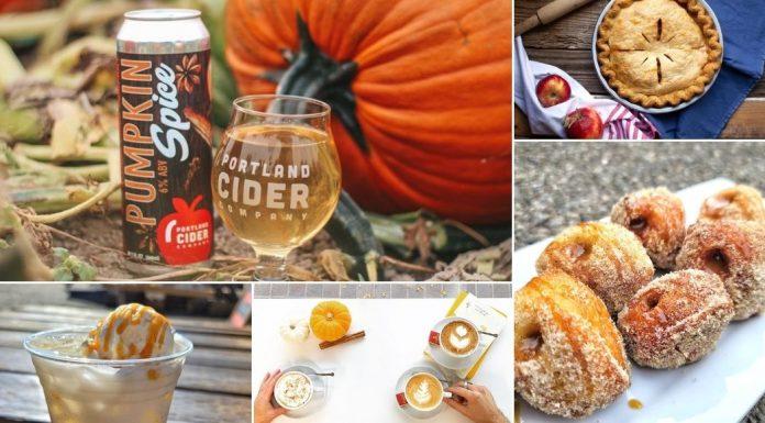 Fall Food Around Portland