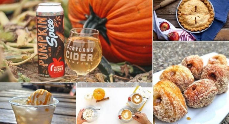Tasty Fall Food Specials Around Portland