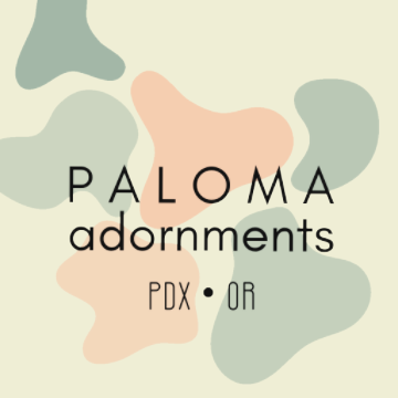 Paloma Adornments logo
