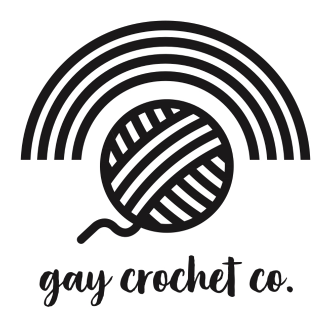 Gay Crochet Co logo