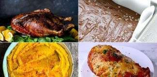 Tasty Holiday Dishes With A Twist