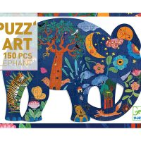Puzzle Art Collage
