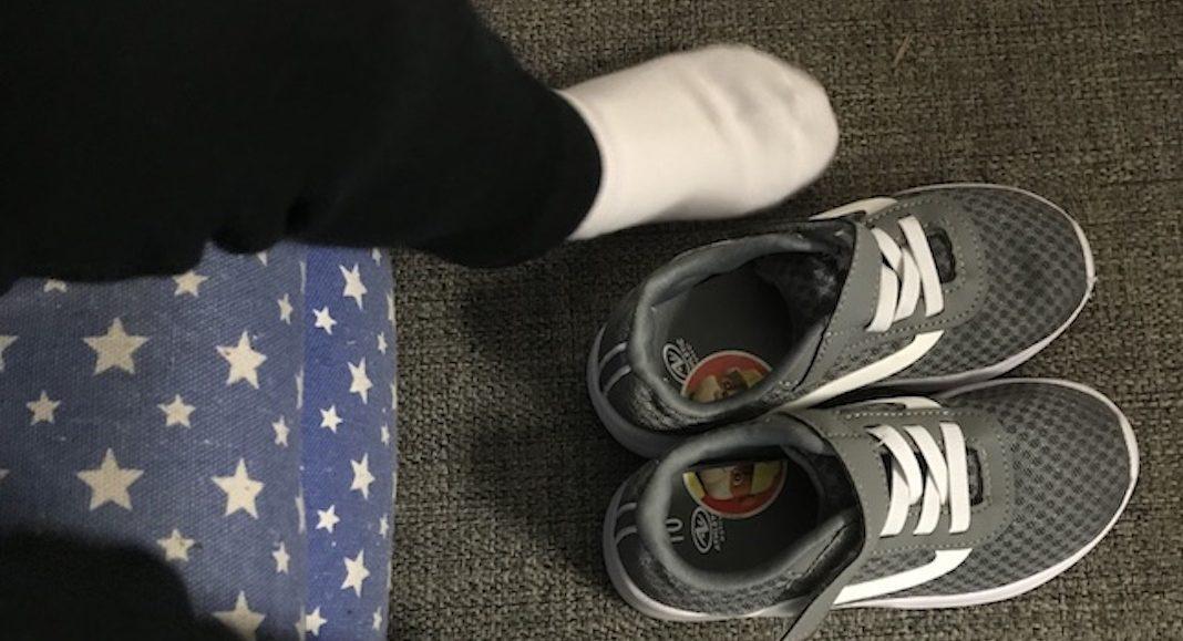 Shoe Matching Tip