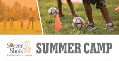 Soccer Shots 2021 Summer Camp